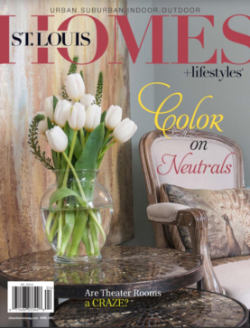 St. Louis Homes & Lifestyles, April 2015