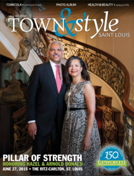 Town & Style, June 2015
